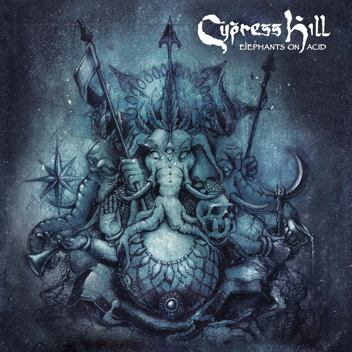 Сypress Hill – Elephants on Acid