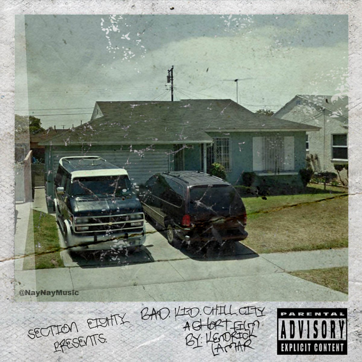 В Сети появилось 8 новых треков Kendrick Lamar