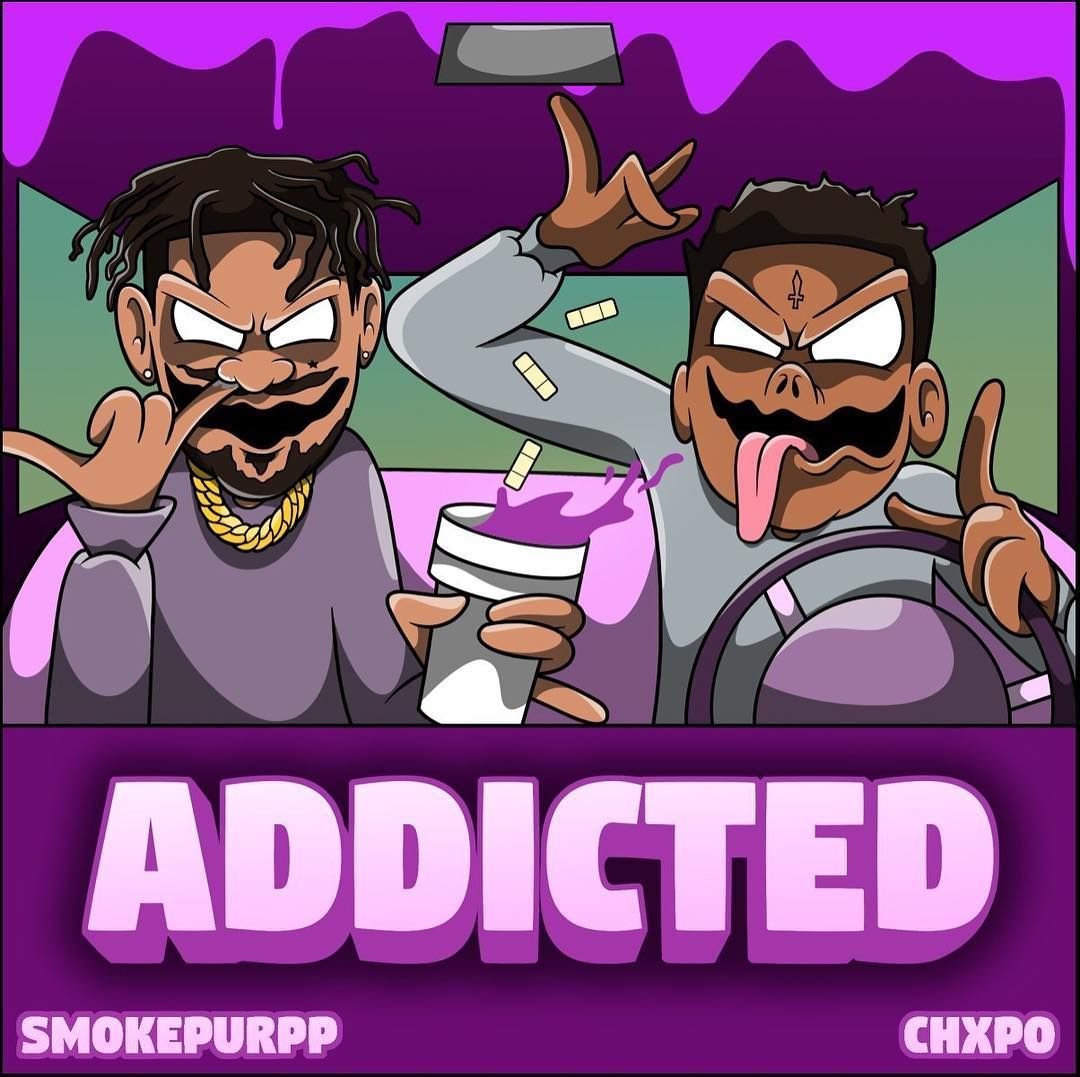 CHXPO & smokepurpp – Addicted