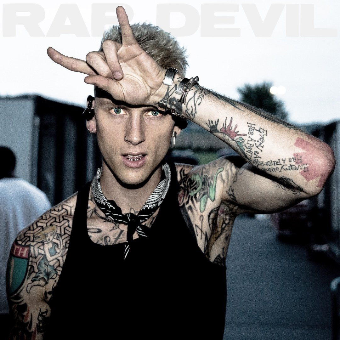 Machine Gun Kelly – Rap Devil (Eminem Diss)