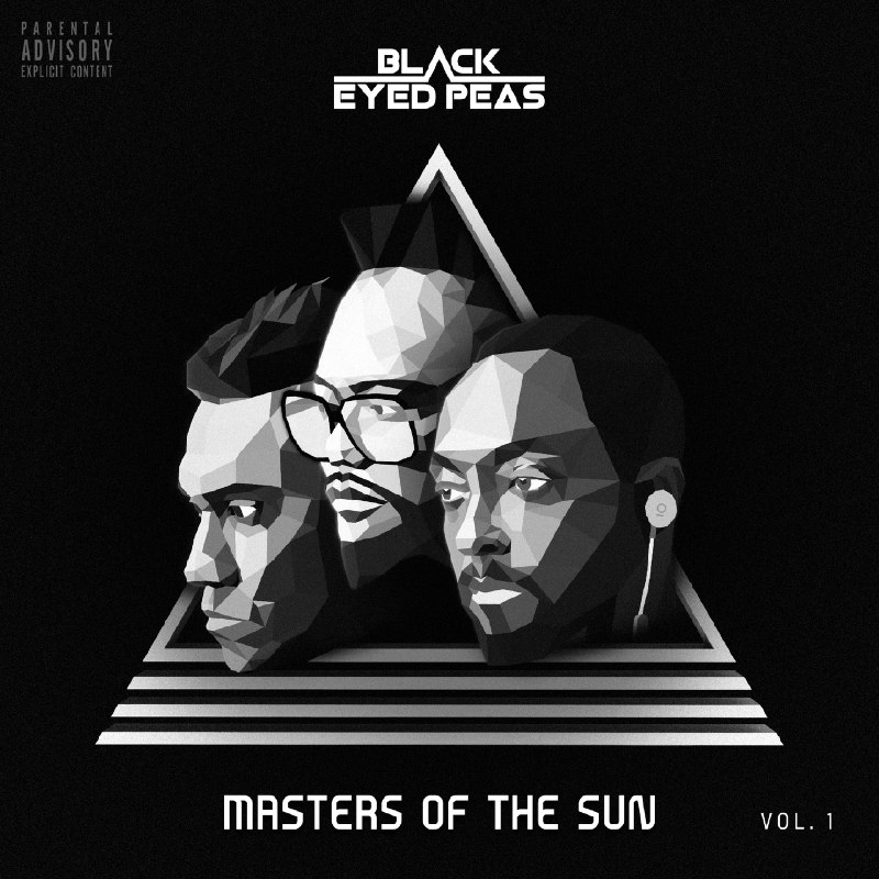 The Black Eyed Peas – Masters Of The Sun Vol.1