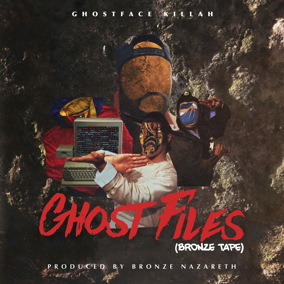 Ghostface Killah – Ghost Files - Bronze Tape