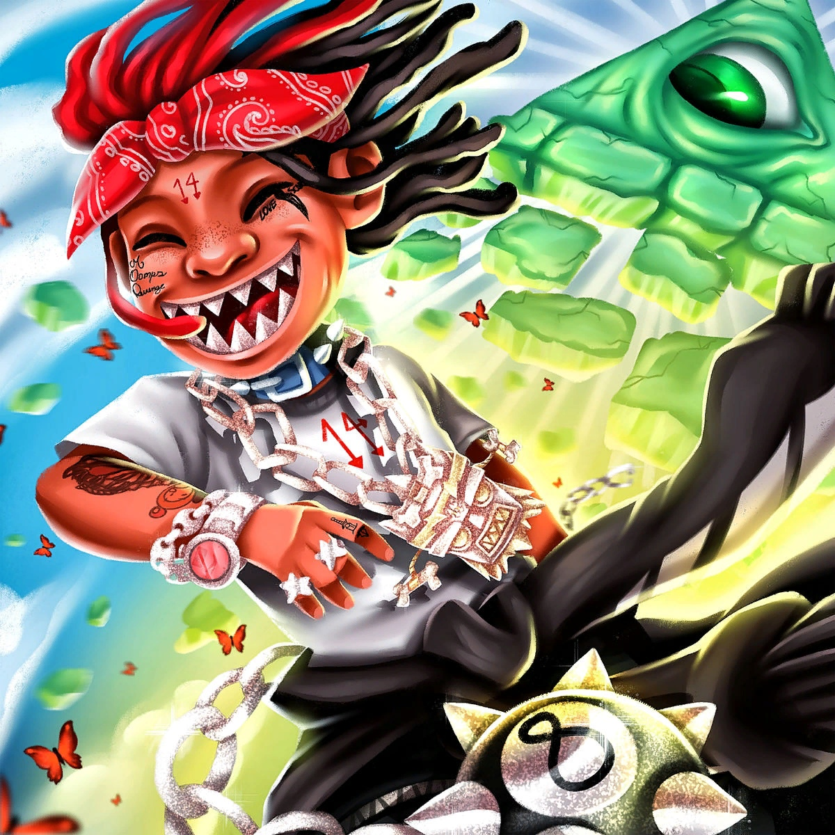 Trippie Redd – A Love Letter To You 3