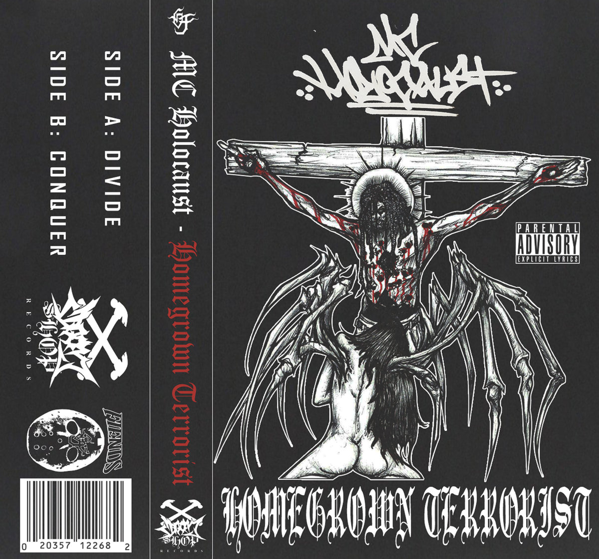 MC Holocaust – Homegrown Terrorist