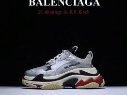 21 Savage & Lil Keed – Balenciaga