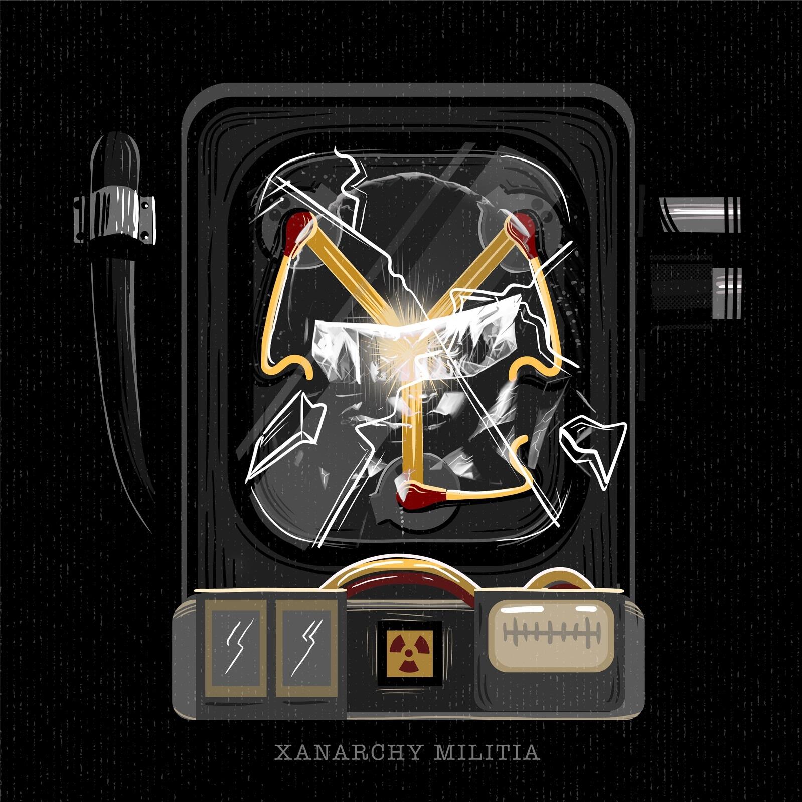 Lil Xan – Xanarhy Militia