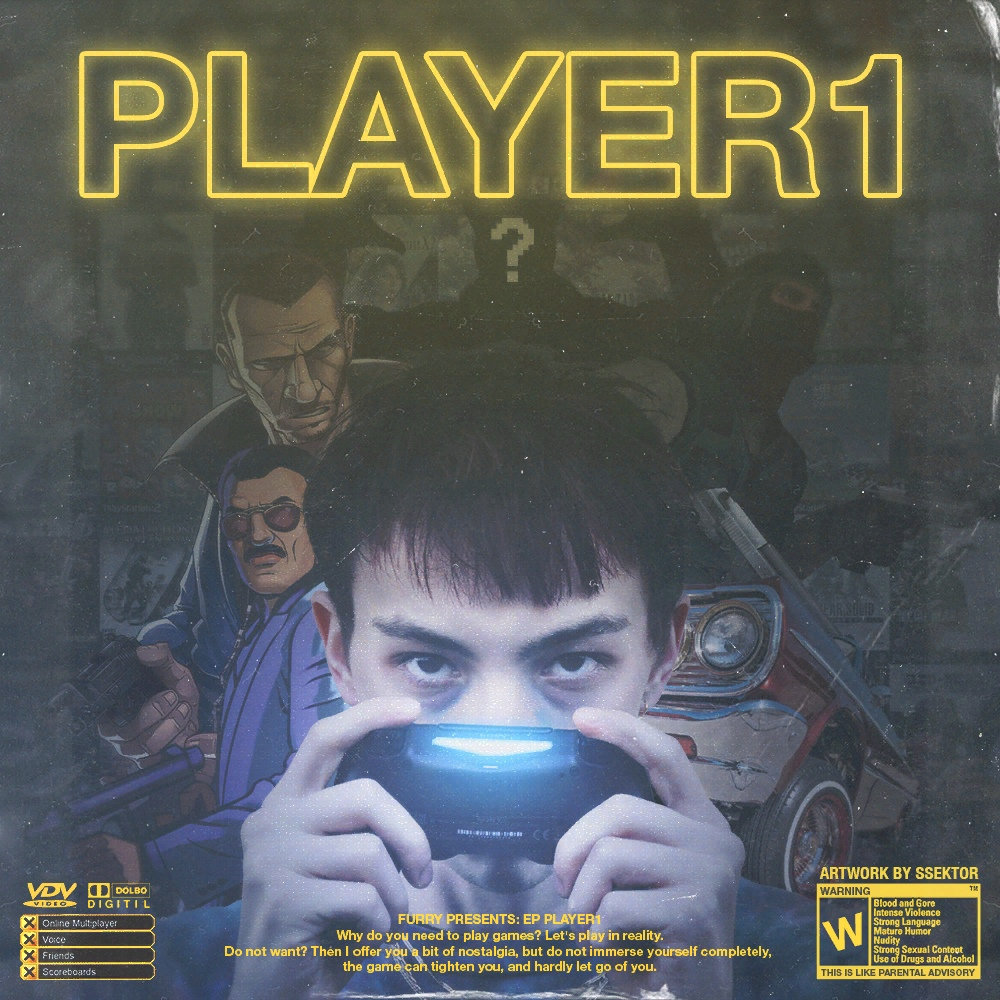 FURRY – Player 1