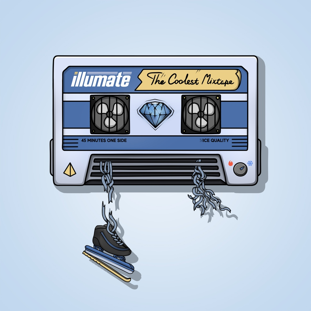 Illumate – The Coolest Mixtape