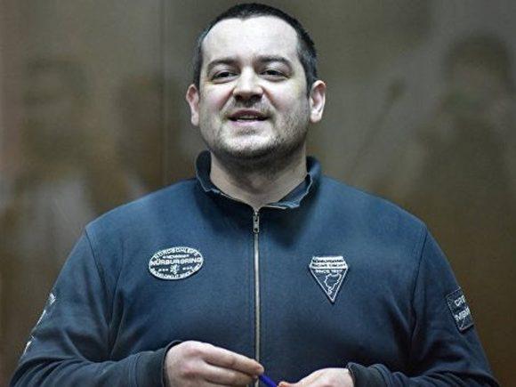 Эрик Давидыч вышел на свободу спустя три года заключения