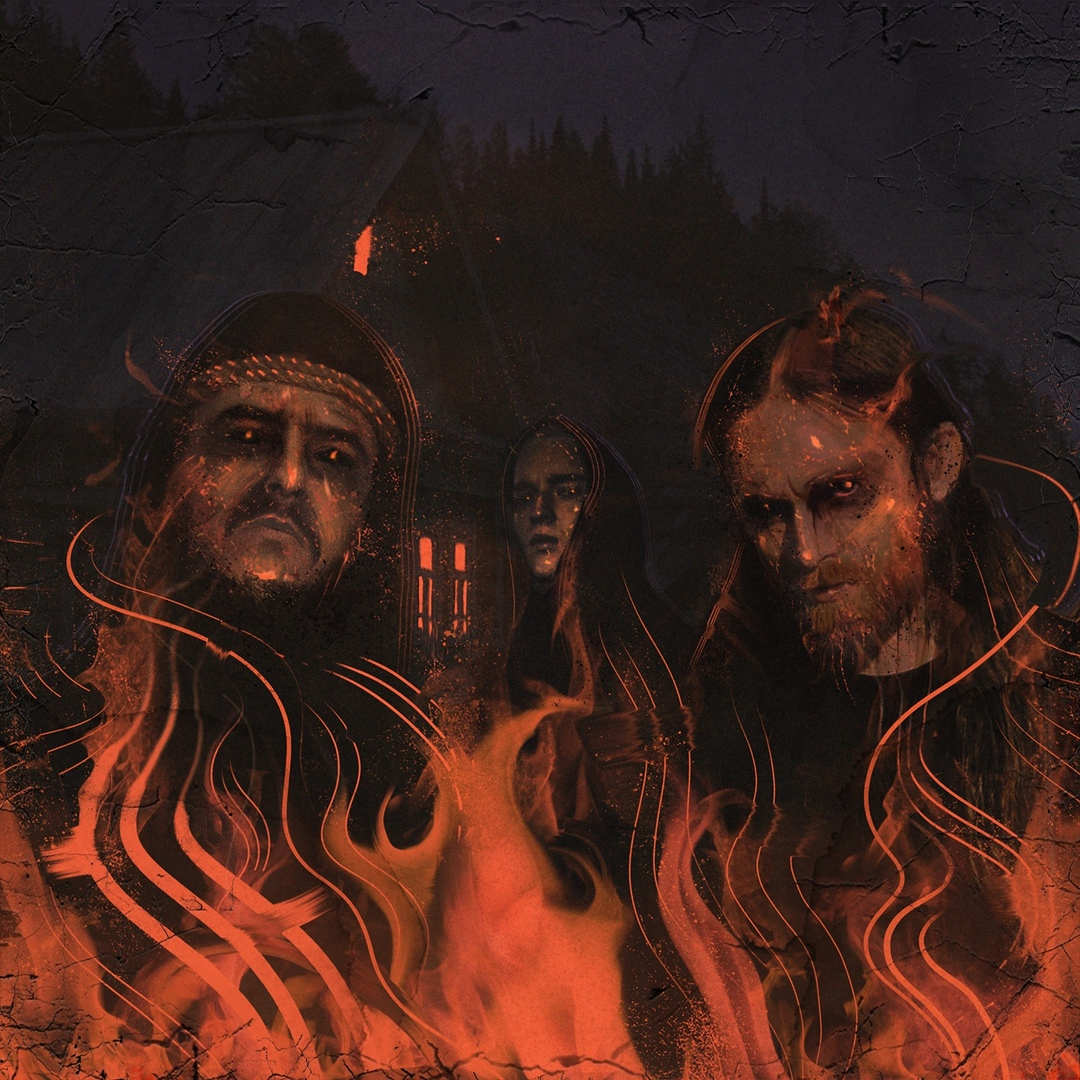 Sagath, Bearded Legend & Fatal-M – Пламя
