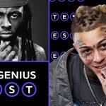 Lil Skies проходит тест на «Genius» о Lil Wayne