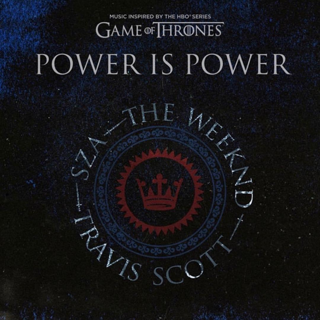 The Weeknd, Travis Scott & SZA – Power Is Power