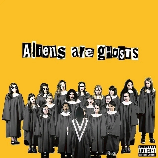 $uicideboy$ – Aliens Are Ghosts